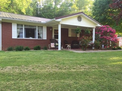 Greenup Single Family Home For Sale: 1155 McKay