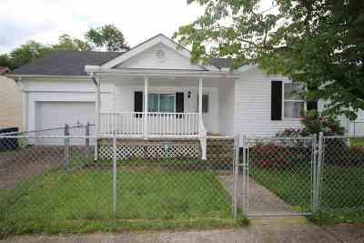 Ashland Single Family Home Pending-Continue To Show: 2454 Henderson