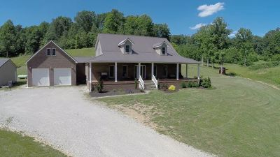 Carter County Single Family Home For Sale: 885 Bells Trace