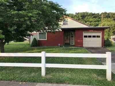 Ironton Single Family Home Pending-Continue To Show: 1121 S 9th Street