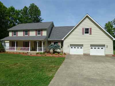Carter County Single Family Home For Sale: 1212 State Route 174