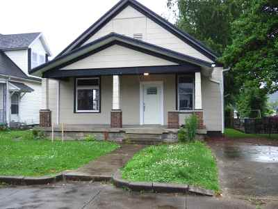 Lawrence County Single Family Home For Sale: 1502 S 4th