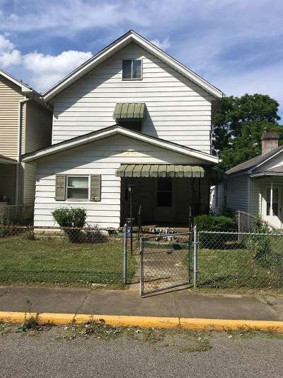 Single Family Home For Sale: 3141 Bath