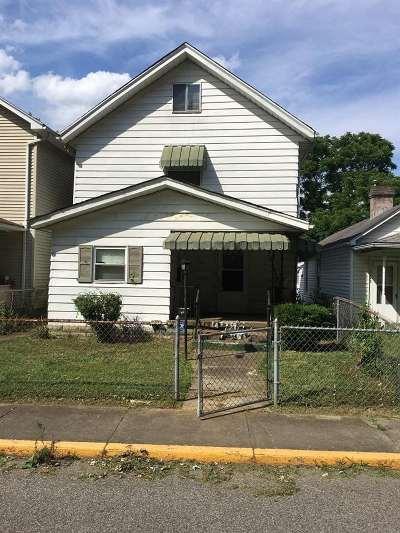 Ashland Single Family Home For Sale: 3141 Bath