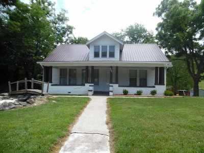 Ashland Single Family Home For Sale: 2838 State Route 5