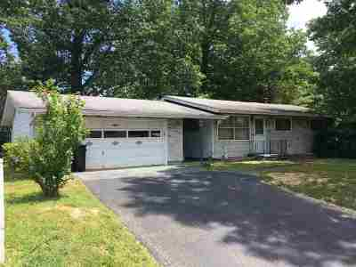 Flatwoods Single Family Home For Sale: 717 Bellefonte Road