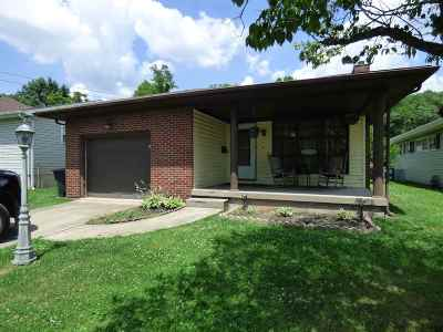 Ironton Single Family Home For Sale: 1605 S 11th