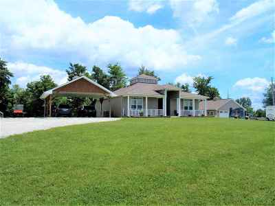 Carter County Single Family Home For Sale: 197 Moonlight Drive