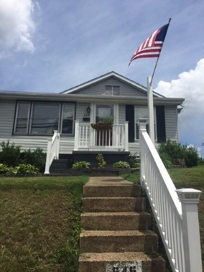 Ashland Single Family Home For Sale: 545 Gartrell Street