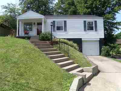 Ashland Single Family Home Pending-Continue To Show: 2500 Elm