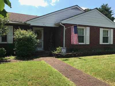 Russell Single Family Home For Sale: 108 Cardinal