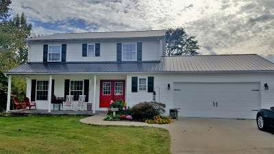 Greenup County Single Family Home For Sale: 1156 Ackinson Street