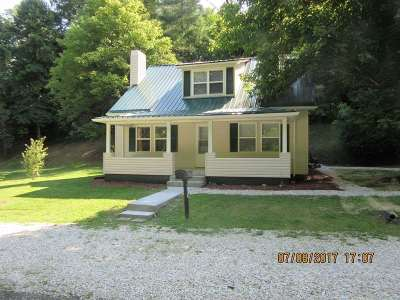 Carter County Single Family Home For Sale: 1616 S Highway 1