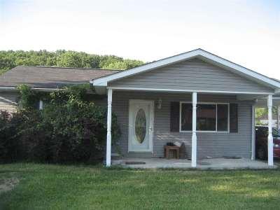 Ashland Single Family Home For Sale: 5511 Medcalf Road