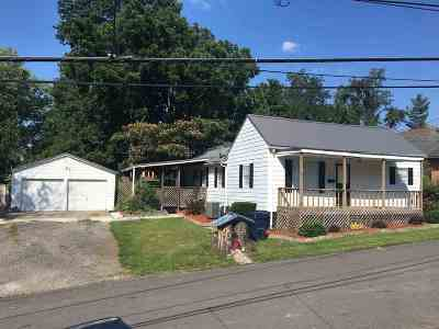 Ashland Single Family Home For Sale: 1233 Long Street