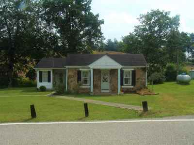Carter County Single Family Home For Sale: 3756 St Hwy 986