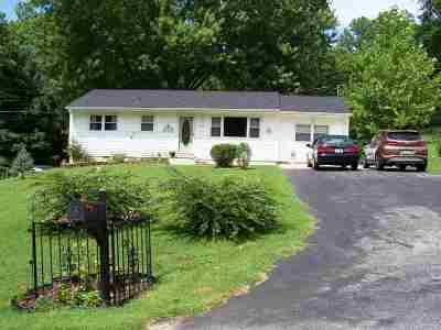 Greenup County Single Family Home For Sale: 1709 Beth Ann Dr.