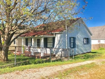 Carter County Single Family Home For Sale: 103 S Hill Street