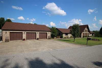 Catlettsburg Single Family Home For Sale: 4943 Dog Fork Laurel Road