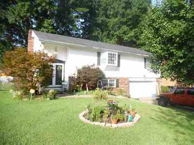 Greenup County Single Family Home For Sale: 1052 Brentwood