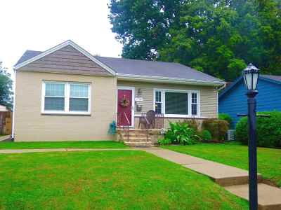 Ironton Single Family Home Pending-Continue To Show: 1730 Reynolds