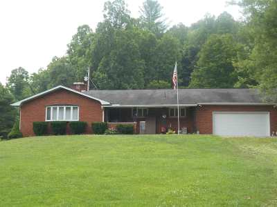 Lawrence County Single Family Home For Sale: 95 Private Drive 40
