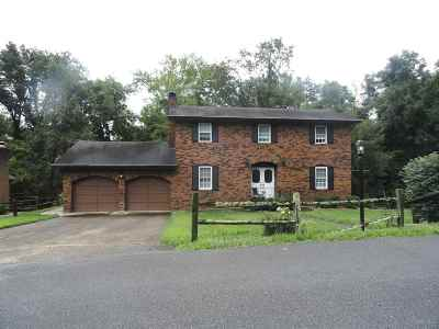 Greenup County Single Family Home For Sale: 60 Verna