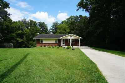 Greenup County Single Family Home For Sale: 1600 Mary Ellen