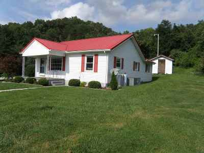 Carter County Single Family Home For Sale: 6751 Wilson Creek Road