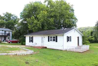Ashland Single Family Home For Sale: 11653 State Route 5