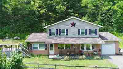 Lawrence County Single Family Home For Sale: 71 Slatelick Branch Road