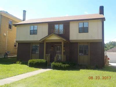 Ashland Single Family Home For Sale: 2532 Hackworth St.