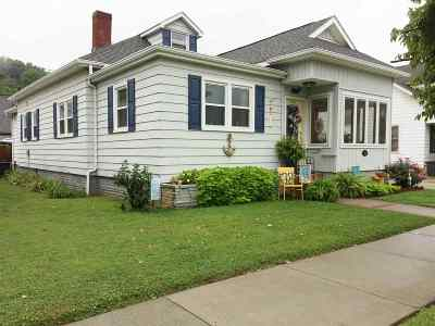 Greenup County Single Family Home For Sale: 225 Riverside Drive