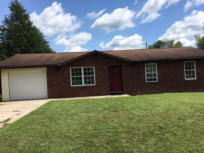Greenup Single Family Home For Sale: 86 Lucerine