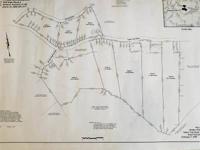Catlettsburg Residential Lots & Land Active-New: 7 Indian Trails Road