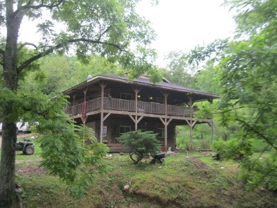 Lawrence County Single Family Home For Sale: 2230 Long Branch