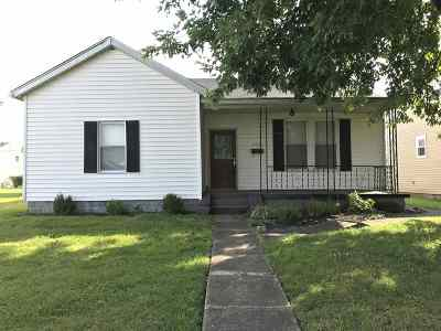 Ironton Single Family Home For Sale: 2119 S 4th