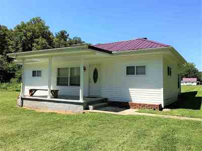 Carter County Single Family Home For Sale: 25 Lick Branch Rd