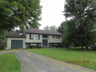 Carter County Single Family Home For Sale: 1220 Townsend