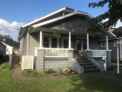 Ironton Single Family Home For Sale: 2707 S 9th Street