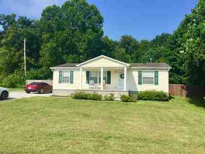 Lawrence County Single Family Home For Sale: 75 Rainbow Lane