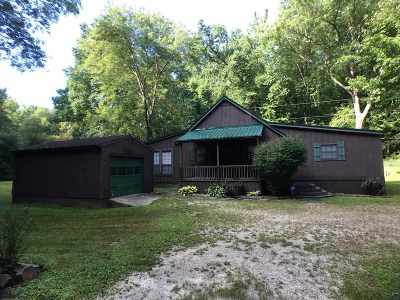 Greenup County Single Family Home Active-New: 709 Turley