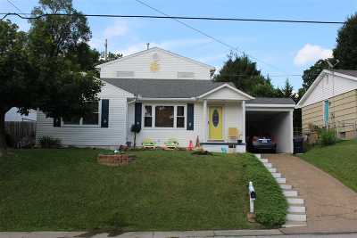 Ashland Single Family Home For Sale: 1679 Beech