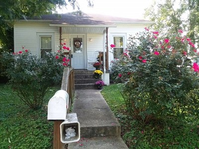 Ashland Single Family Home For Sale: 1325 Fosson St.