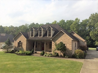 Ashland Single Family Home For Sale: 2120 Rockhouse Road