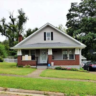 Ashland Single Family Home For Sale: 2637 Newman