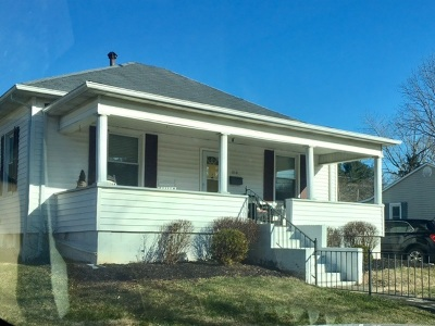 Carter County Single Family Home For Sale: 510 Holcomb Street