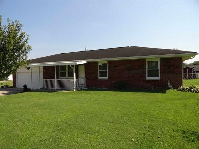 Lawrence County Single Family Home For Sale: 335 Township Road 1285