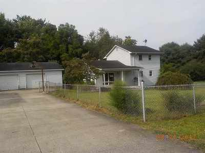 Greenup County Single Family Home Pending-Continue To Show: 1306 Walnut Street