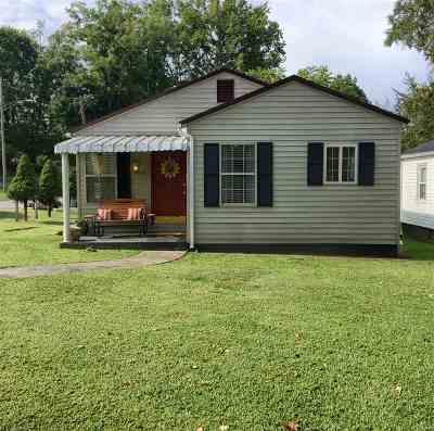 Ashland Single Family Home For Sale: 4006 Ferguson